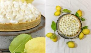 Tarte au citron meringuée !