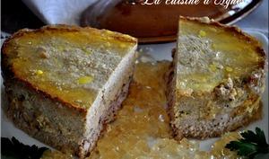 pâté de faisan au foie gras