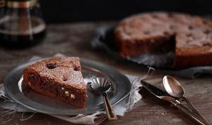 Gâteau Chocolat et framboises