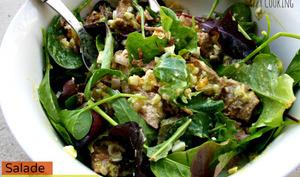 Salade de pot au feu