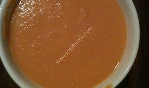 velouté carotte au thermomix facile et rapide