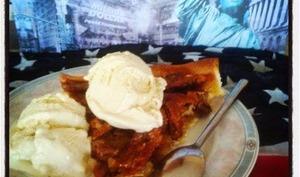 Brandy Pecan Pie