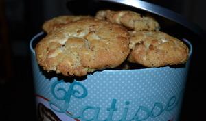 Les cookies chocolat blanc et noix de macadamia de Bree