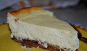 Le cheesecake du Cheesecake Factory