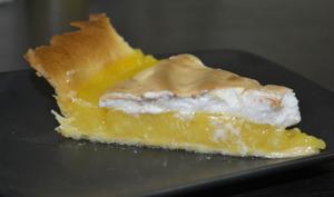 La tarte au citron meringuée de Bree