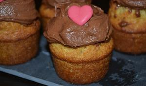 Les cupcakes de la Saint-Valentin de Juanita et Gaby