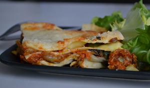 Les lasagnes végétariennes de Jess