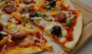 La pizza de Walter