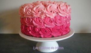 Un rose cake pour Marion