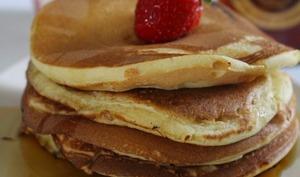 Pancakes comme à NEW YORK