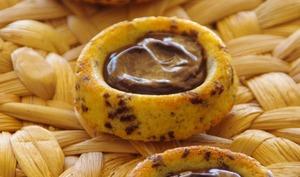Monocles aux pépites de chocolat