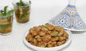 Fèves à la marocaine