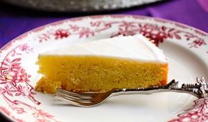 Gâteau Nantais... un peu écossais