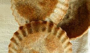 Pâte à tarte au sarrasin sans gluten