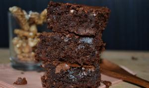 Le brownie version sans gluten