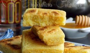 gâteau de semoule algérien