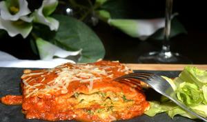 Les lasagnes végétariennes de Jess version sans gluten