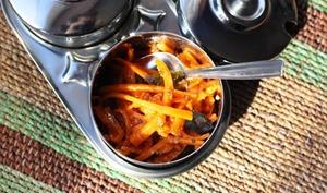 Le meilleur pickles de carottes du monde