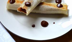 Croustillants Chocolat Pommes de terre