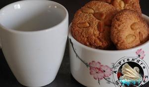 Biscuits Panellets amandes et pignons de pin