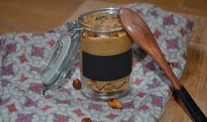 Le beurre de cacahuètes