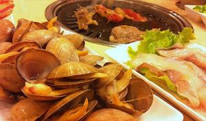 Marinade pour barbecue, spéciale poissons, crustacés et viande d'agneau
