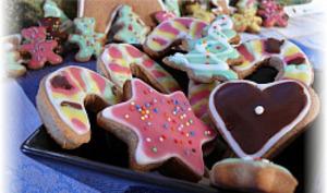 Biscuits en Pain d'Epices