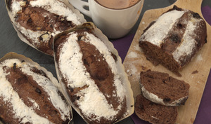Le pain au cacao