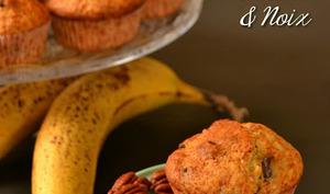 Muffins Chocolat et Banane