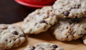 Cookies au riz soufllé