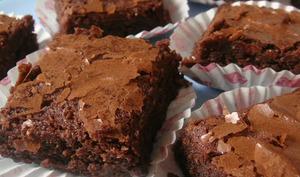 Brownie au Nutella et Noix de Coco