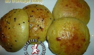 Petits pains au fromage blanc et yaourt