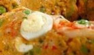 Couscous brésilien au poulet et aux légumes