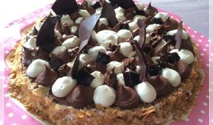 Fantastik 100% cacao… de François d'après Christophe Michalak