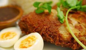 Pilons de poulet panés, croustillants