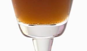 Cocktail à la bière et au picon