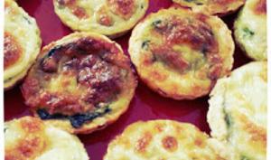 Croustades aux anchois et aux olives, un air de Catalogne