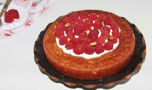 Gâteau au couscous