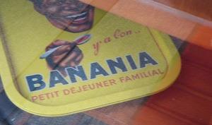Crème au Banania