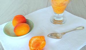 Sorbet abricots bergamote