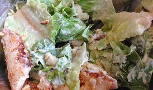 Salade de dinde aux fines herbes