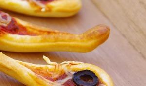 Cuillères pizzas