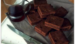Gâteau au chocolat et au thé Earl Grey de Thomas Feller