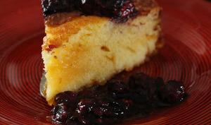 Gâteau breton au Caramel beurre salé