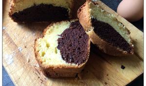 Cake Duo chocolat