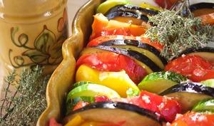 TIAN de légumes du Sud