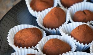 Caramel ou chocolat ?