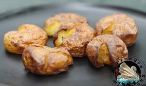 Pommes de terre au four à la portugaise « Batatas a murro »
