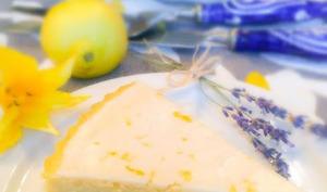 Gâteau Italien Au Citron Huile d'Olive et Ricotta
