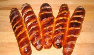 Bescoin du 15 août, un pain brioché au safran et à l'anis